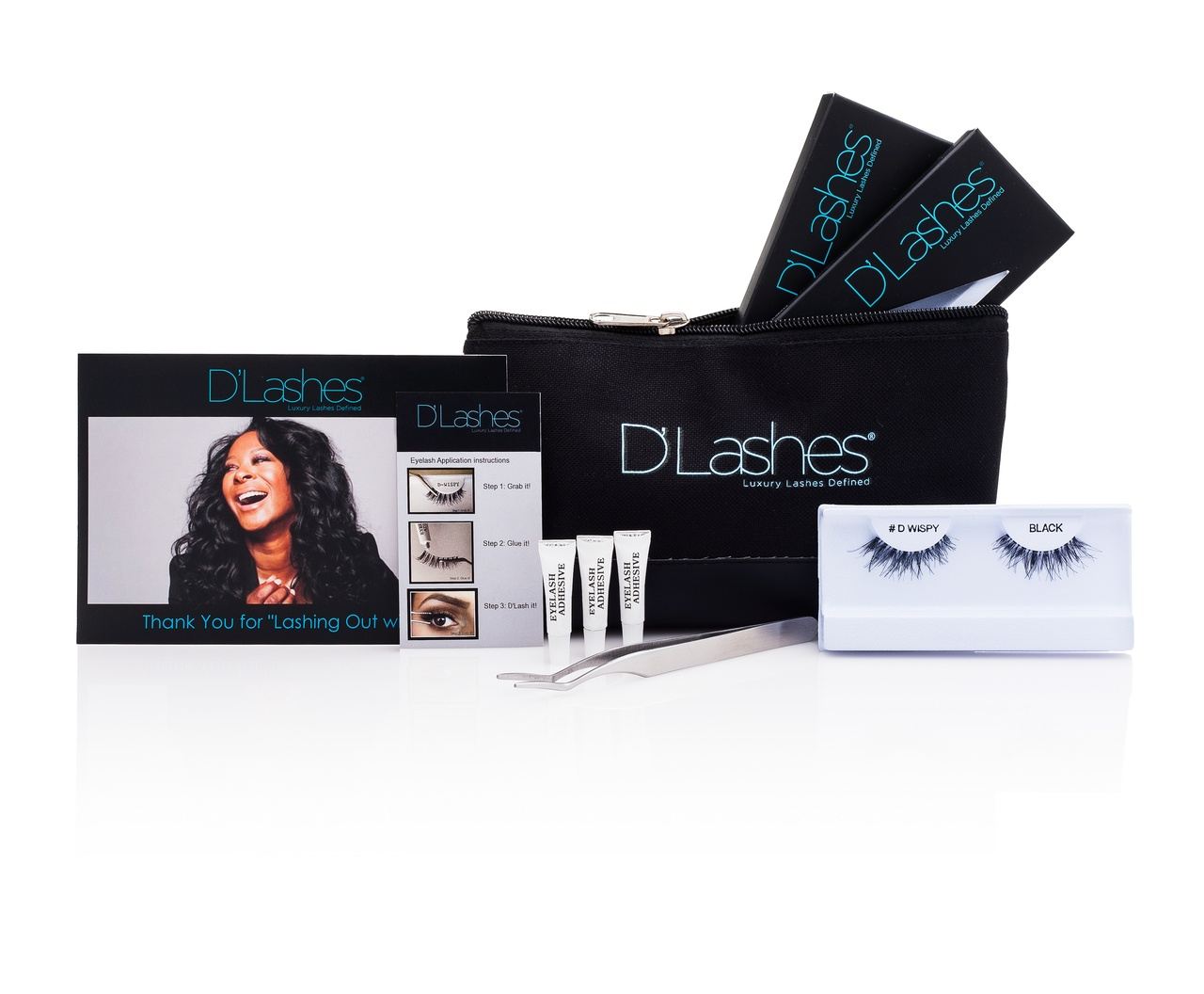 D'LASHES LASH IT! KIT